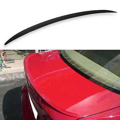 Abs M3 Look Rear Boot Trunk Lip Spoiler Wing For Bmw 3 Series E92 Coupe 05-13
