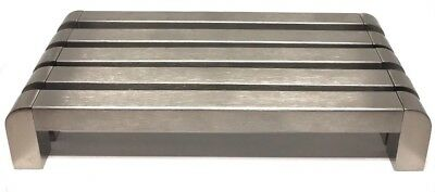 New Clearance 5 x Kitchen/Bedroom Handle 200mm hole centres-215mm overall length