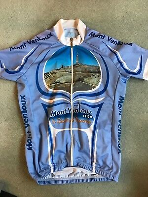 Mont Ventoux Youth/Ladies//mens cycling jersey S/XS