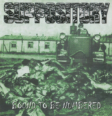 "MINDFLAIR / SUPPOSITORY  split 10"" LP"