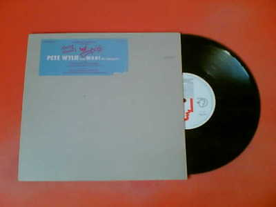 """PETE WYLIE AND WAH! The Mongrel...Don't Lose Your Dreams Limited 10"""" Vinyl!"""