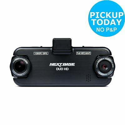 Nextbase Duo HD 1080p Front and Rear Cameras Night Vision WiFi Dash Cam