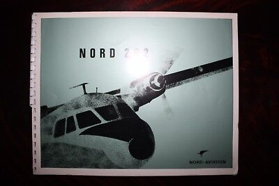 Nord 262 Nord Aviation Official Sales Brochure