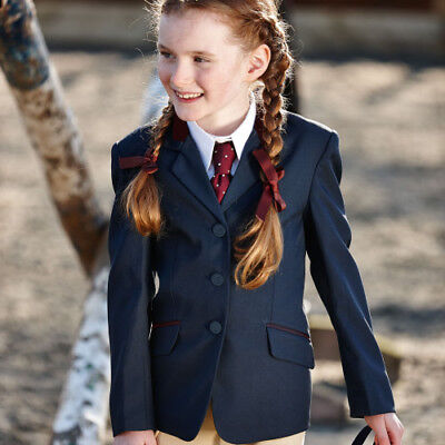 Dublin Atherstone Childs Kids Jacket Competition Jackets - Navy All Sizes
