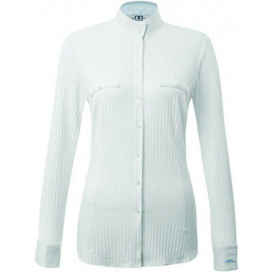 Aa Platinum Ladies Aurora Womens Shirt Competition - White All Sizes