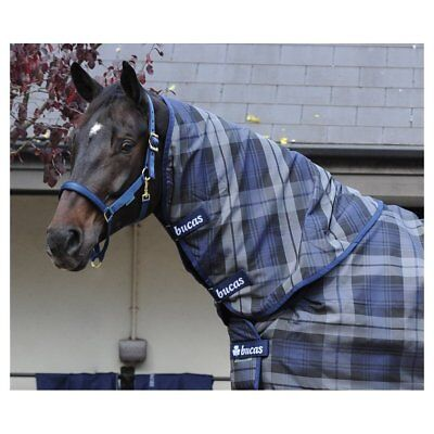 Bucas Celtic Stable Unisex Horse Rug Neck Cover - Tartan All Sizes