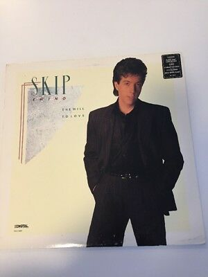 Skip Ewing LP The Will To Love