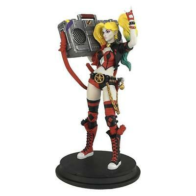 DC Comics Harley Quinn Rebirth Boombox SDCC Exclusive Limited Ed Statue CHOP