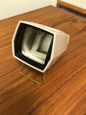 Vintage Sawyer's Pana-Vue II Lighted 2X2 Slide Viewer in Original Box TESTED