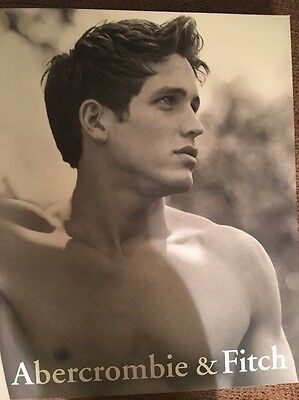 Abercrombie & Fitch A&F Catalog Back To School 2004 Bruce Weber Hot Male Models