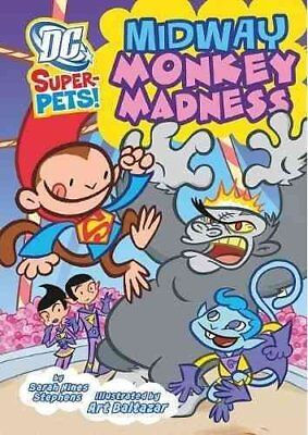 Midway Monkey Madness by Sarah Hines Stephens 9781404866195 (Paperback, 2011)