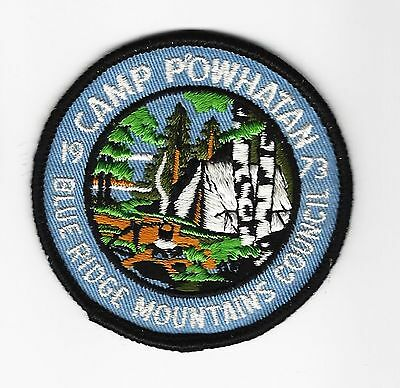 Boy Scout  Camp  Powhatan  73 Pp   Blue Ridge Mountains Cncl         Va