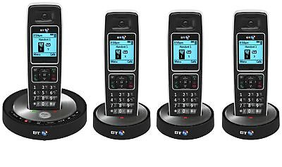 BT 6510 Cordless Telephone with Answer Machine - Quad. From Argos on ebay