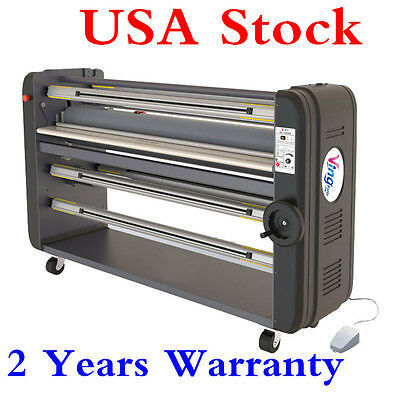 "63"" Metal Construction Entire ABS Tooling Cover Warm Assist Wide Fomat Laminator"