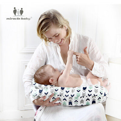 2 in1 Multifunctional Breast feeding Pillow U-Shaped Maternity Cotton Nursing