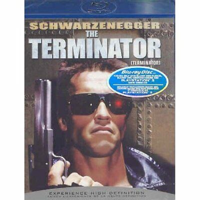 The Terminator Bilingual Edition Blu-Ray Blu-Ray 2006 On Blu-Ray Very Good