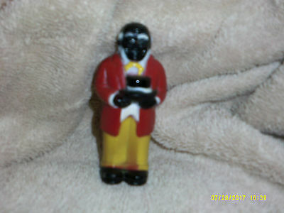 Black Americana Collectibles BY Miss Martha*Small Size Pepper Shaker*VTG