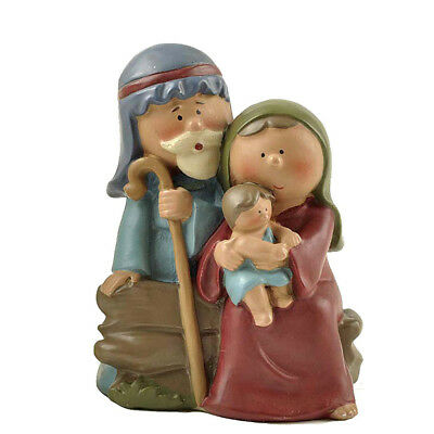 Holy Family Statue Baby Jesus the Virgin Mary and Saint Joseph Home Decor Gift