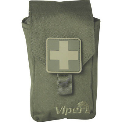 Viper Tactical Unisex Adventure Gear First Aid Kit - Green One Size