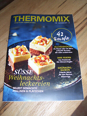thermomix clever kochen zeitschrift finessen november 2017 tm5 tm31 eur 1 99 picclick de. Black Bedroom Furniture Sets. Home Design Ideas