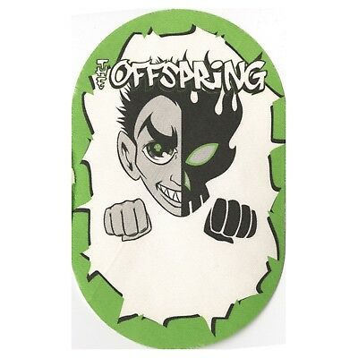 The Offspring authentic 2000 Conspiracy of One Tour satin Backstage Pass guest