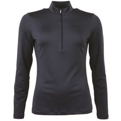 Mark Todd Liv Skin Womens Shirt Competition - Navy All Sizes