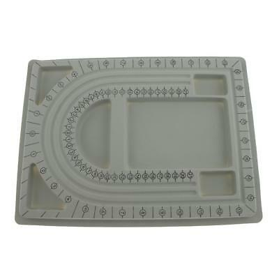Beading Board String Jewelry Making Design Display Organiser Tray Craft Tool