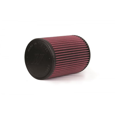 "Mishimoto Universal Performance Air Filter 3.5"" Inlet 8"" Filter"