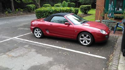 Rover mgf sports