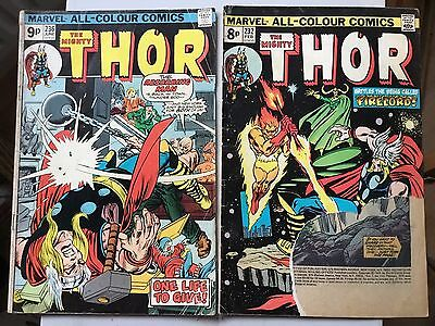 Thor (Vol.1)  #236 Bronze Age June 1975 Gerry Conway John Buscema Gil Kane cover