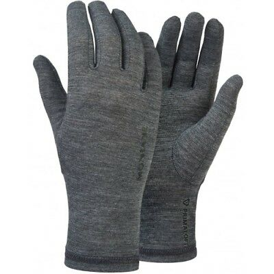 Montane Primino 140 Womens Gloves - Black All Sizes