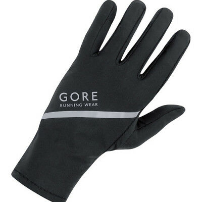 Gore Running Essential Light Unisex Gloves - Black All Sizes