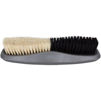 Wahl Horse Combo Show Unisex Care Dandy Brush - Black Grey One Size