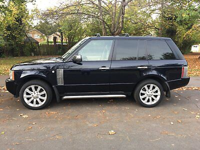 Range Rover Autobiography 2006 3.0L Fully Loaded!!! 12 months MOT
