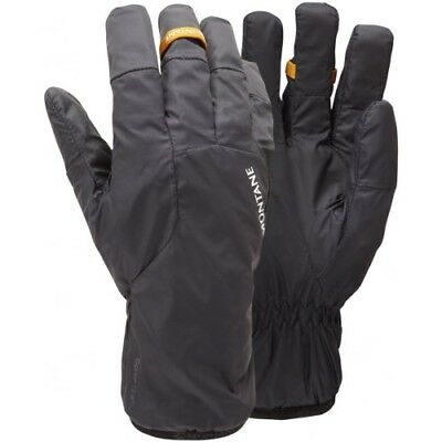 Montane Vortex Unisex Gloves - Black All Sizes