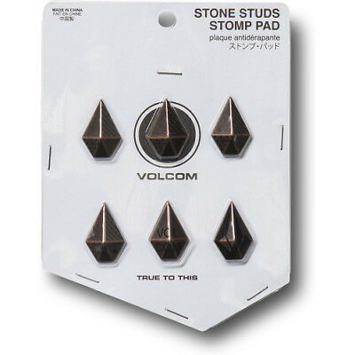 Volcom Stone Studs Unisex Accessory Stomp Pad - Copper One Size