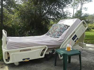 Stryker GoBed II FL28EX4, 2011 fully electric Hospital/ Home Care bed.
