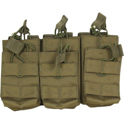 Viper Treble Duo Unisex Pouch Mag - Olive Green One Size
