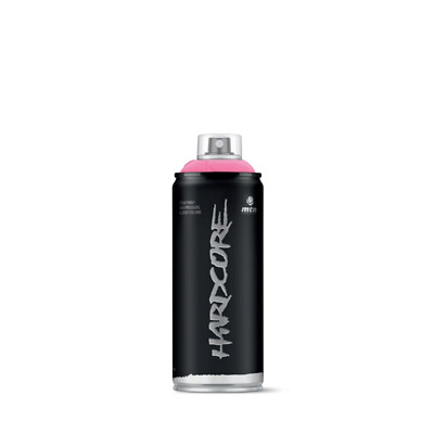 MTN Hardcore 2 Spray Paint - Gloss Finish, Synthetic, High Pressure - 400ml Can