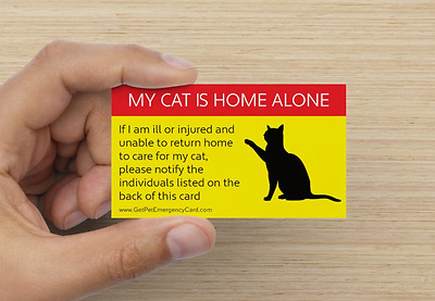 Admirable Cat Pet Alert Sign Sticker Rescue In Case Of Fire Emergency Beutiful Home Inspiration Aditmahrainfo
