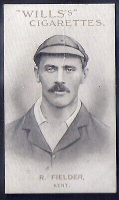 Wills-Australian/english Cricket Titled-Vice Regal Series Of 50-#38- Fielder