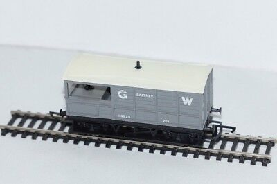Hornby Railways R.018 - G.W.R. Brake Van - OVP