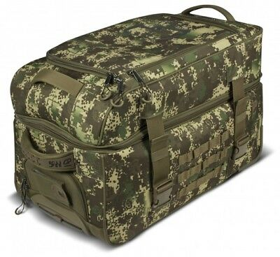 Tasche Eclipse GX Split Compact Bag Molle HDE Earth braun camo