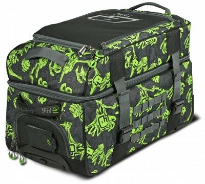 Tasche Eclipse GX Split Compact Bag Molle Zombie Stretch Poison grün