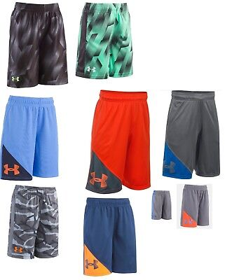 Under Armour Toddlers HeatGear Shorts 2T-7 Various Styles