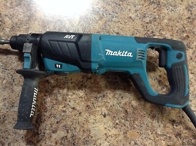 1 in SDS-Plus Makita AVT Rotary Hammer Drill with 4-1/2 grinder - FREE SHIPPING