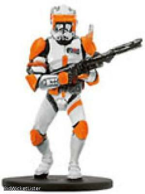 Clone Commander Cody Star Wars Mini 022 Champions of the Force Miniature SWM CMG