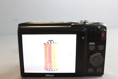 #5 Nikon Coolpix S3100 Point and Shoot Digital Camera -tested-