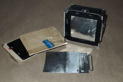 Vintage Hasselblad 500 Series A12 6x6 120 Roll Film BackPlus Extras