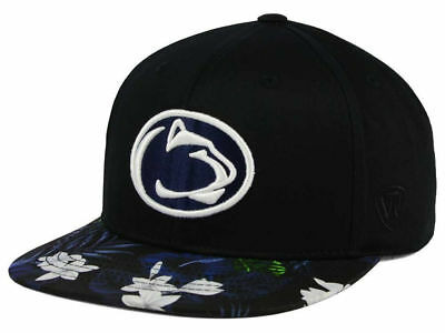 check out 1e2e9 ac7c3 Penn State Nittany Lions Top of the World NCAA Paradise Snapback Hat Cap